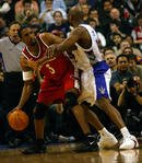 NBA BASKETBALL - RAPTORS VS HAWKS