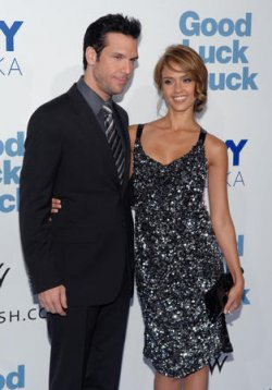 """GOOD LUCK CHUCK"" PREMIERE IN LOS ANGELES"