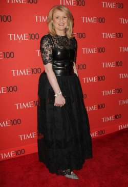 Arianna Huffington attends the TIME 100 Gala in New York