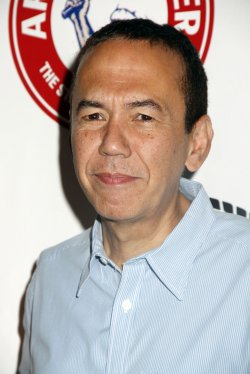 Gilbert Gottfried arrives for the Friars Club Roast of Betty White in New York
