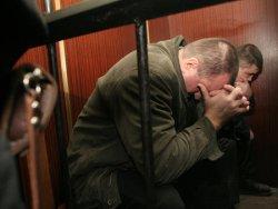 UKRAINE JOURNALIST GONGADZE TRIAL IN COURT OF APPEAL IN KIEV