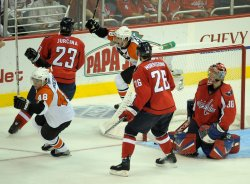 Philadelphia Flyers vs. Washington Capitals
