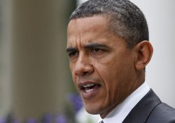 Obama makes statement on Libyan dictator Gadhafi's death in Washington