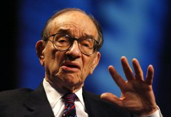 Former Fed Chair Alan Greenspan Addresses Healthcare Conference in Chicago