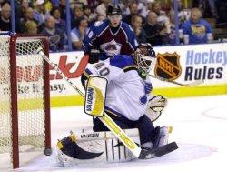 Colorado Avalanche vs St. Louis Blues NHL hockey