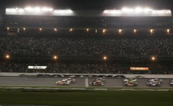 NASCAR BUDWEISER SHOOTOUT