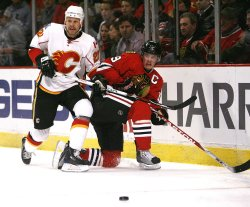 NHL Western Conference Quarterfinals Calgary Flames vs. Chicago Blackhawks