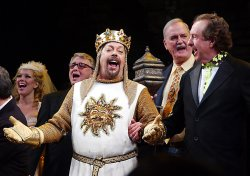 "MONTY PYTHON'S MUSICAL ""SPAMALOT"" RECEIVES 14 TONY NOMINATIONS"