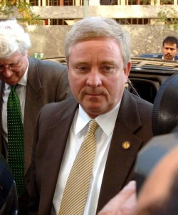 CONGRESSMAN NEY PLEADS GUILTY AT FEDERAL COURT