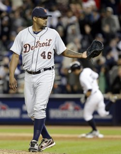 ALCS Game 1 at Yankee Stadium