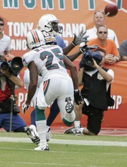 San Diego Chargers vs Miami Dolphins