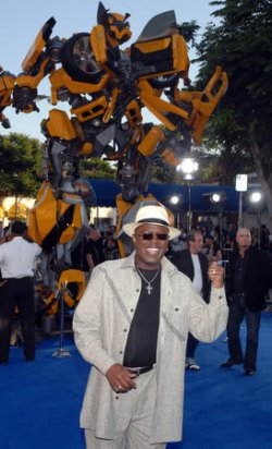 """TRANSFORMERS"" PREMIERE IN LOS ANGELES"