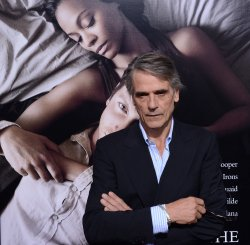 "Jeremy Irons attends ""The Words"" premiere in Los Angeles"