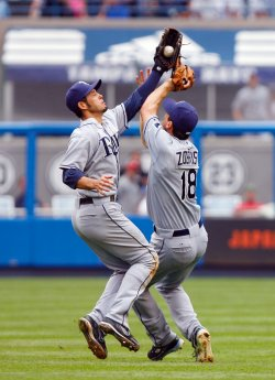Tampa Bay Rays vs New York Yankees