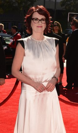 Megan Mullally attends the 2012 Creative Arts Emmy Awards in Los Angeles