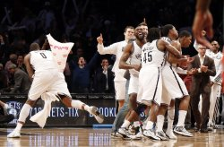 Nets vs Bucks at Barclays Center