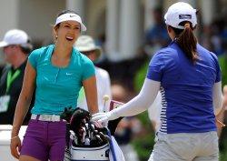 Final Round of the Women's U.S. Open at Pinehurst No. 2 in North Carolina