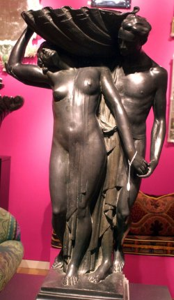 GIANNI VERSACE ARTWORKS AND FURNISHINGS AUCTIONED