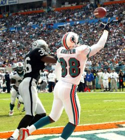 Miami Dolphins V. Oakland Raiders