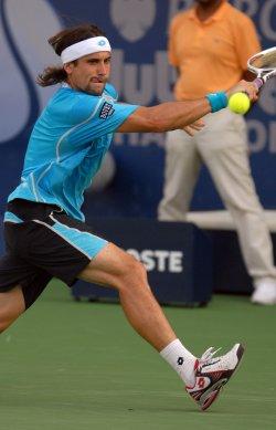 Men's Tennis Championship in Dubai