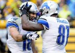 Detroit Lions vs. Pittsburgh Steelers