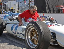 Legends Day at Indianapolis Speedway