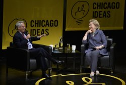 Hillary Clinton Speaks in Chicago