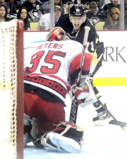 Pittsburgh Penguins Evgeni Malkin in Pittsburgh