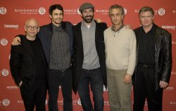 Howl Actors Arrive at the 2010 Sundance Film Festival in Park City, Utah