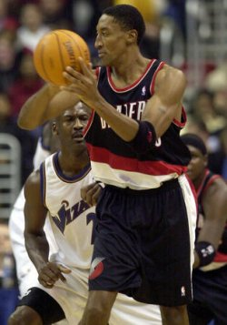 Portland Trail Blazers at Washington Wizards NBA