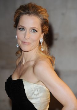 "Gillian Anderson attends the ""BFI London Film Festival Awards"" in London"