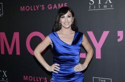 Molly Bloom at the 'Molly's Game' New York Premiere