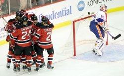 New Jersey Devils vs New York Islanders