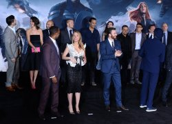 """Captain America: The Winter Soldier"""" premiere held in Los Angeles"