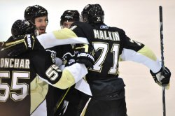 Penguins vs. Canadiens in NHL Eastern Conference Semi Finals in Pittsburgh
