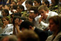 ISRAELI CHILDREN ATTEND MEMORIAL FOR YITZHAK RABIN ON ANNIVERSARY OF HIS ASSASSINATION