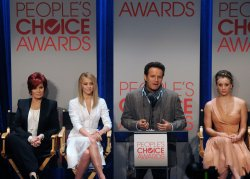 Mark Burnett announces People's Choice Awards nominees in Beverly Hills