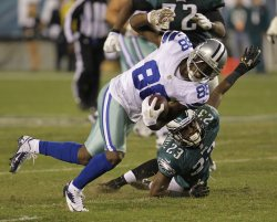 Cowboys vs Eagles in Philadelphia