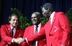 St. Louis Cardinals Hall of Fame Induction ceremonies