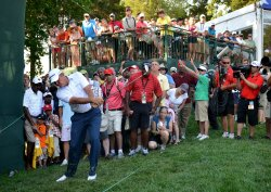 Fourth Round at the AT&T National in Bethesda, Maryland