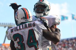 New England Patriots vs Miami Dolphins in Miami