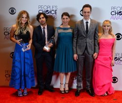 40th annual People's Choice Awards held in Los Angeles