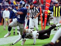 Giants vs Saints
