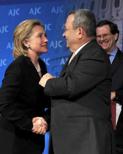 Sec. State Clinton attends 2010 AJC Annual Meeting in Washington