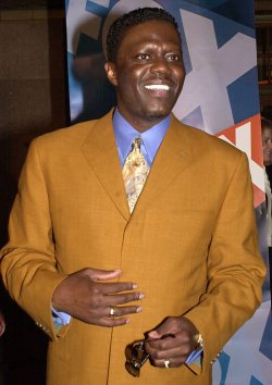 Actor Bernie Mac dies at age 50