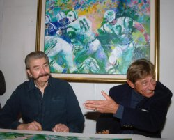 ARTIST NEIMAN SKETCHES JETS SUPERBOWL WIN