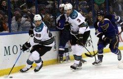 San Jose Sharks vs St.Louis Blues
