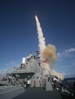 Navy to Shoot Down Malfunctioning Satellite