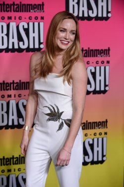Caity Lotz attends Entertainment Weekly's Comic-Con Bash in San Diego