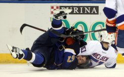 New York Islanders vs St. Louis Blues